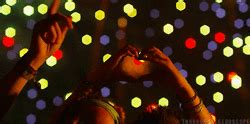 dance floor disco lights animated gif dance party gif find share on giphy