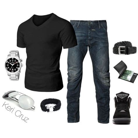 Amd Set Tuxedo Boy a fashion look from february 2015 featuring nike shoes