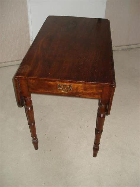 Mahagoni Tisch by Mahagoni Tisch Kaufen Gebraucht Und G 252 Nstig