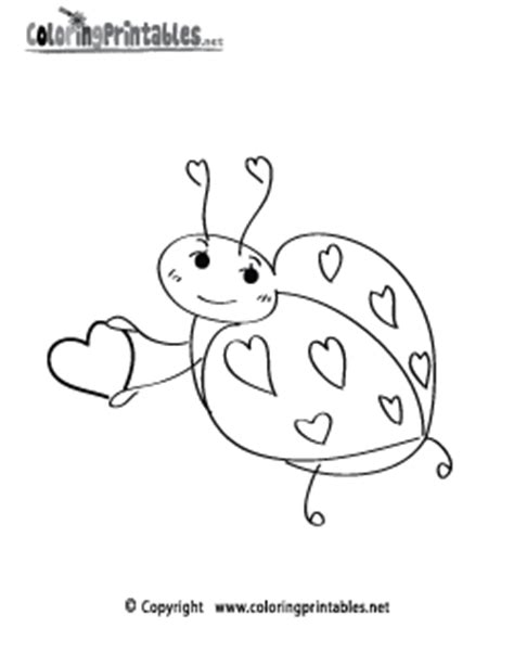 love bug coloring pages coloring page cartoon
