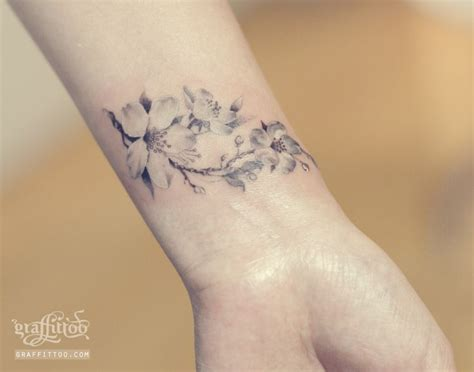 dainty flower tattoo best 20 delicate flower ideas on