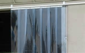 plastic clear vinyl curtains