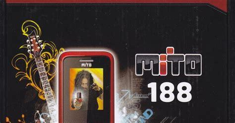 Mito 630 Java mito 188 seputar dunia ponsel gadget dan teknologi