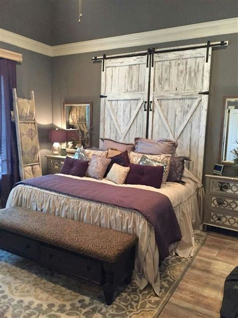 16 cool rustic bedroom ideas 14 beautiful headboard