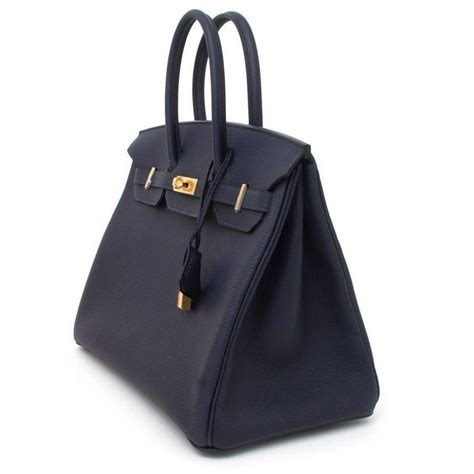 New Fashion Arianna Togo Leather 2in1 8805vl brand new hermes birkin 35 togo blue nuit at 1stdibs