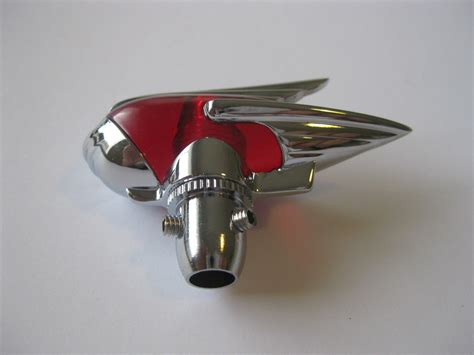 chrome antenna topper custom hotrod ratrod chev holden ford ebay