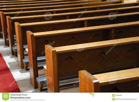 free church benches church rows or pews stock image image of interior seats