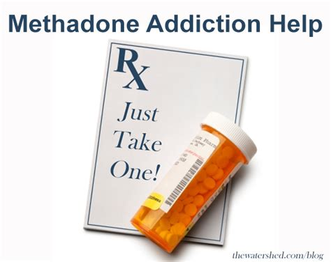methadone addiction help