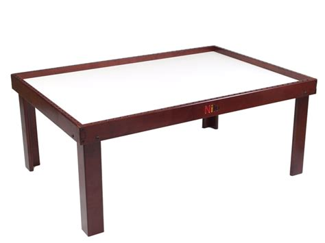 Play Table by N51dn Nilo 174 Childrens Play Table No Holes Usa Made