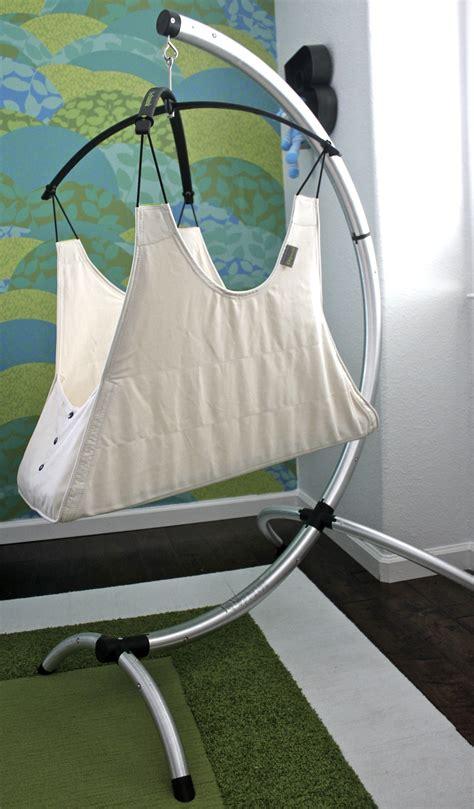 Hushamok Hammock sleep well with the hushamok hammock project nursery