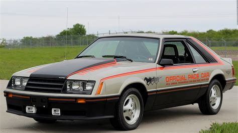 1979 ford mustang pace car 1979 ford mustang indy pace car