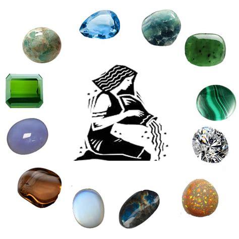 best gemstones for aquarius gemstone meanings