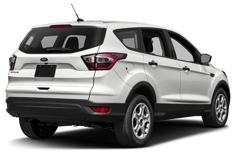 New 2017 Ford Escape Price Photos Reviews Safety