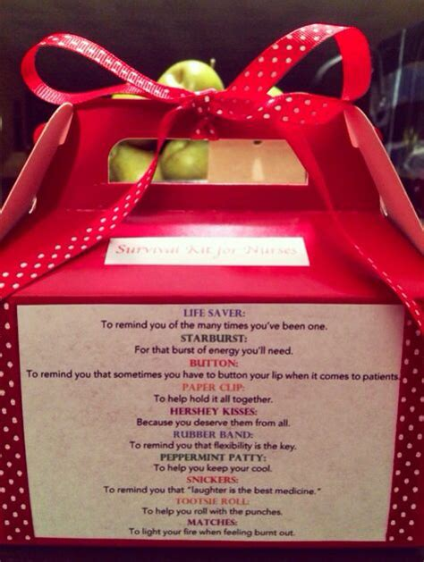 Nursing School Gifts For Friends - 1000 images about nursing survival kits on