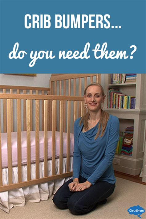Do You Need A Bumper For A Crib by Crib Bumpers Do You Really Need Them Cloudmom