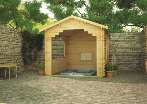Stowe Cabins by 12 X 10 Stowe Log Cabin Surrey Shed Manufacturer Titan