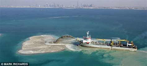 used boats van island how dubai s 14 billion dream to build the world is