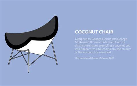 design brief chair creative single page website designs exles designmodo