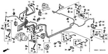 Brake System Problem Honda Crv Brake Line Replace Or Repair Honda Tech
