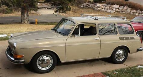 volkswagen hatchback 1970 almost one owner all original 1970 volkswagen type 3