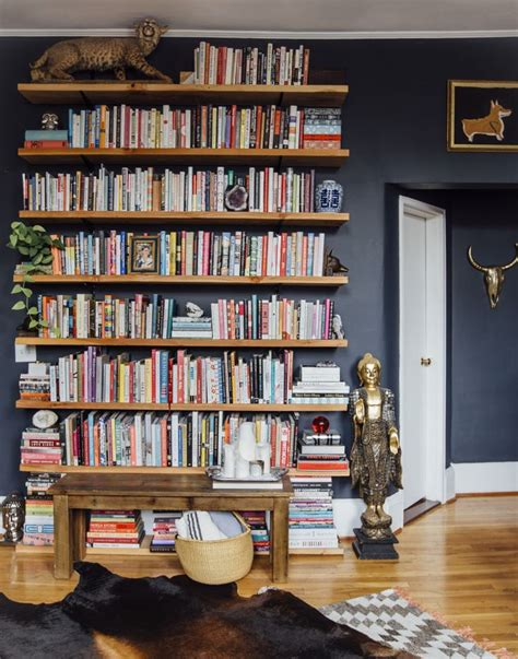 17 best ideas about apartment bookshelves on