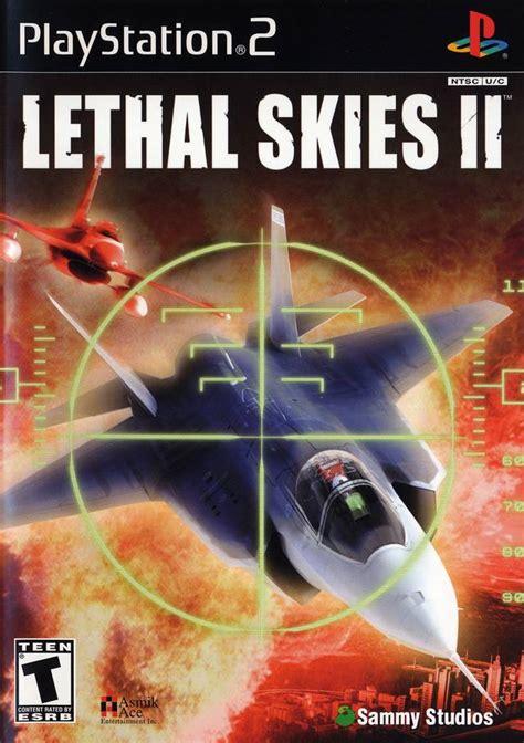 emuparadise wikipedia lethal skies ii usa iso