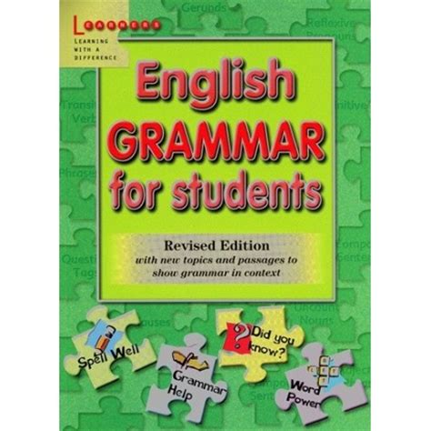 english grammar for students 0934034427 english grammar for students english wooks