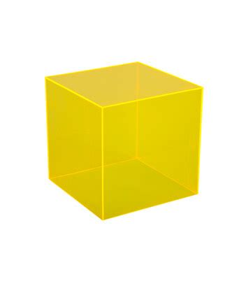 Black And White Armchairs Plexi Cube Yellow Miami Event Tables Lavish Event Rentals