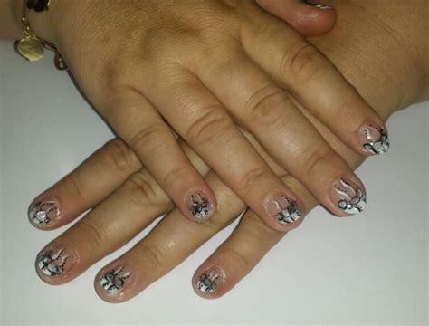 gelnagels zwart nailart foto s voorbeelden nagelkunst nagelstyliste etten