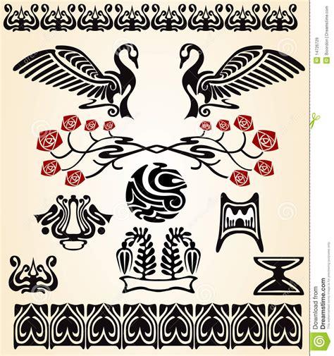 nouveau bird royalty free stock images image 14726729