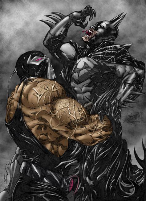 Batman Bane rock building fitness motivation the