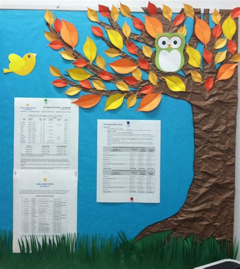 How Do They Make Paper Out Of Trees - 25 best fall bulletin boards ideas on fall