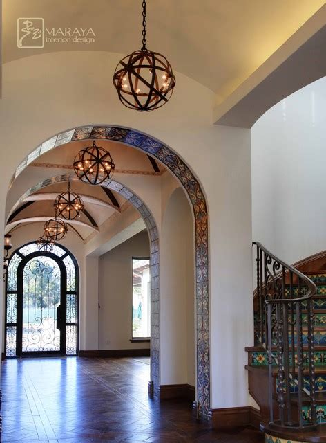 front foyer ideas entry mediterranean with wall art front door entry table spanish entry foyer hall mediterranean entrance