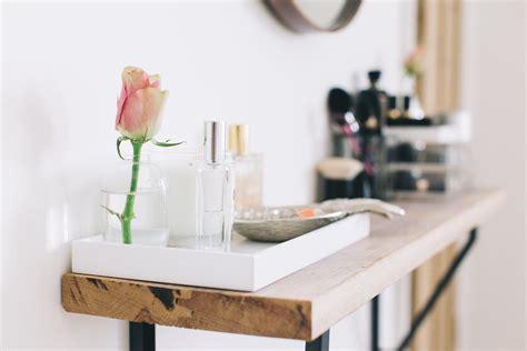 Diy Bathroom Mirror Ideas small space dressing table and beauty station ideas