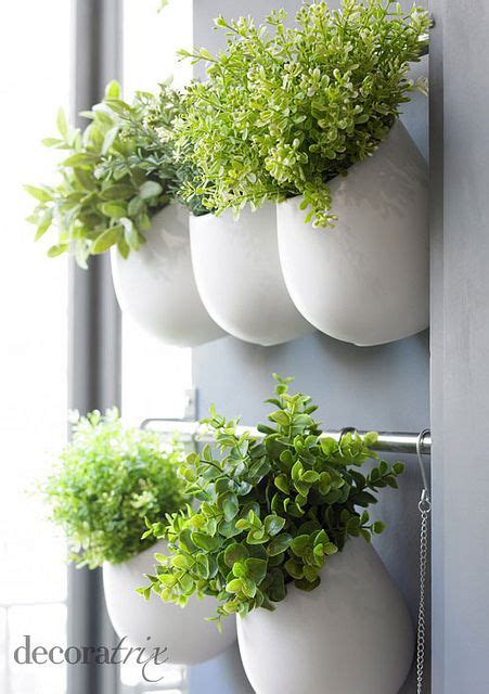 hanging herb planters ikea asker discontinued decor pinterest gardens
