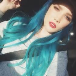 colors halsey shared by dulce halsey hairstyles blue pink purple hair photos