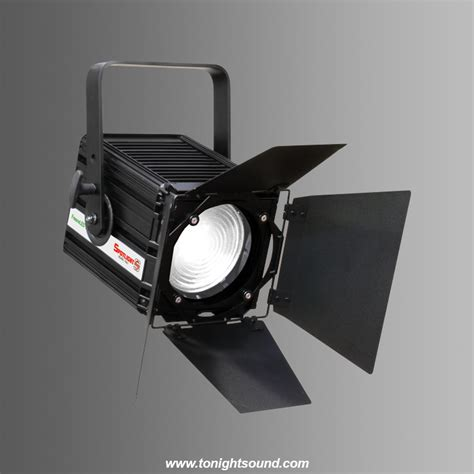 eclairage fresnel location spotlight fresneled 100nw fresnel led 100w blanc