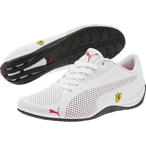 Ferrari Puma by Puma Ferrari Drift Cat 5 Ultra Men S Shoes Ebay