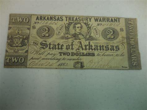 Arkansas Warrant Search Arkansas Treasury Warrants Coin Community Forum