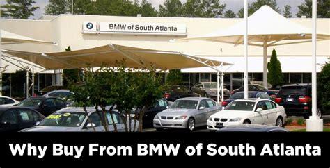 Bmw Service Atlanta by Bmw Of South Atlanta New Bmw Dealership In Union City