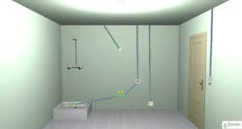 llectricit dans la salle de bain schma des circuits
