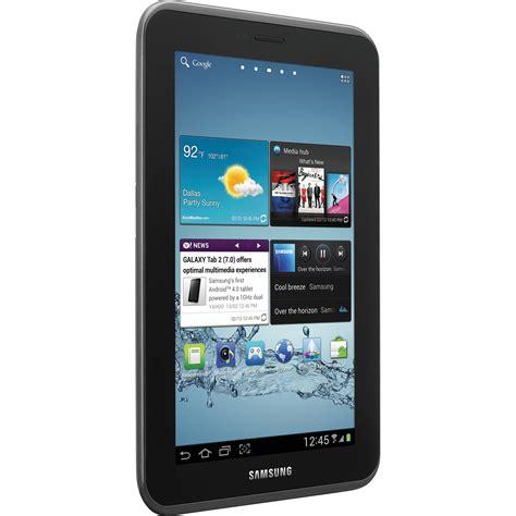Samsung Tab Ram 2 Giga samsung 8gb galaxy tab 2 7 0 quot tablet gt p3113tsyxar b h