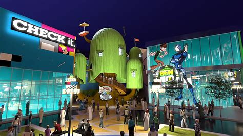 Worlds Of Adventure by World S Largest Indoor Theme Park To Open In Dubai This
