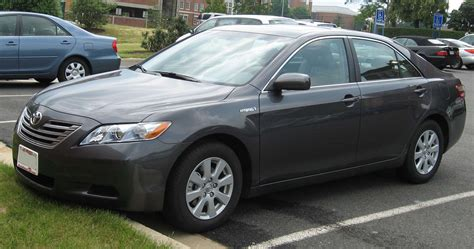 how is a toyota camry 2007 toyota camry hybrid image 18