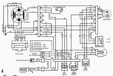 ski doo rev wiring diagram ski doo rev speedometer