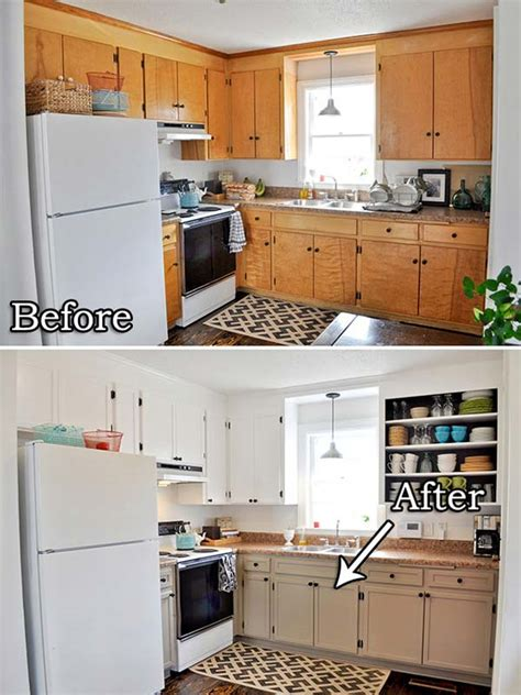 Update Kitchen Cabinets With Molding 20 Inexpensive Ways To Dress Up Your Home With Molding Amazing Diy Interior Home Design