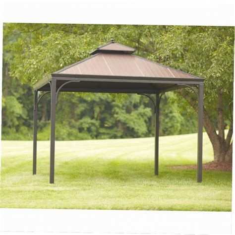 gazebo roofs metal roof gazebo home depot gazebo ideas