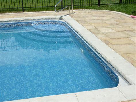 custom steel inground swimming pool steps penguin pools