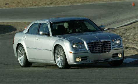 2009 chrysler 300 srt8 car and driver