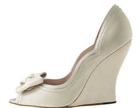 wedding shoes wedges ivory wedge wedding shoes wedding shoes
